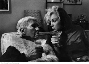 Sandburg ja Marilyn.