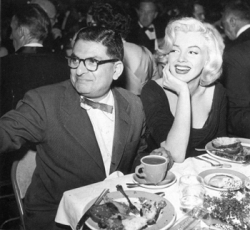 Sidney-Skolsky-and-Marilyn-Monroe